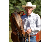 Rick Brighton - Gaited Horse Trainer